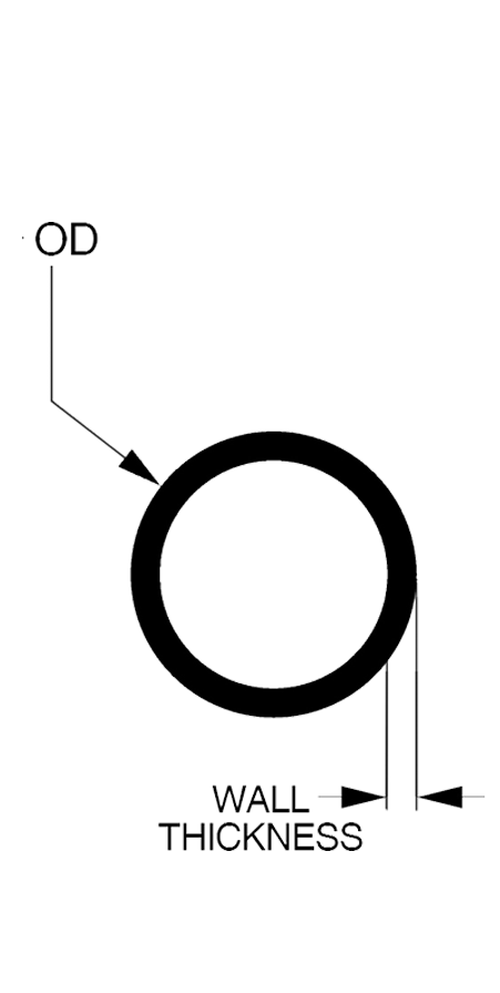 Round Tubes