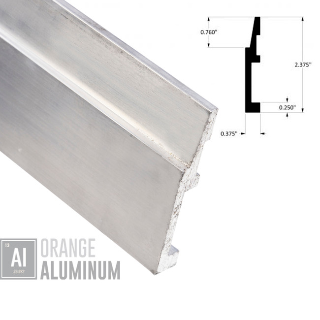 XL Panel Rail and Clip