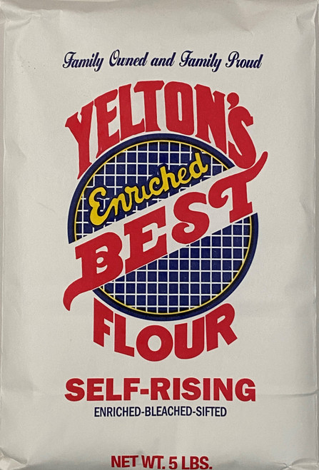 Yelton's Best Self-Rising Flour (5lb)
