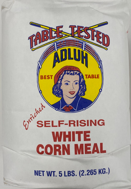 5# Adluh Self-Rising White Meal