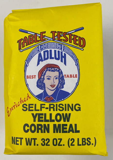 2# Adluh Self-Rising Yellow Meal