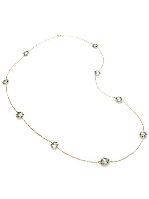 Anzie Dew Drop Sautoir Necklace