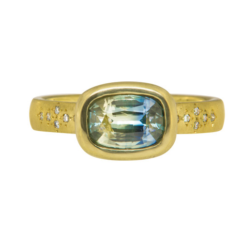 Chefridi Bi Color Horizontal Sapphire