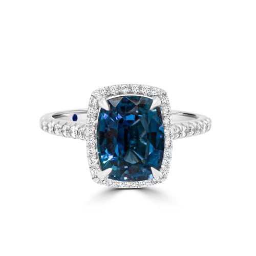Greenish-blue-sapphire-ring-halo