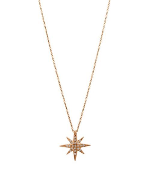 Mini North Star Pendant