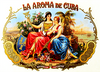 La Aroma De Cuba Churchill