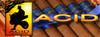 Acid Blue 1400cc (Glass Tube)