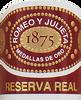 Romeo y Julieta Reserva Real Magnum 60x6