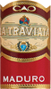 CAO La Traviata Interpido Maduro 7x54