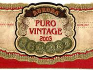 La Aurora Puro Vintage 2003