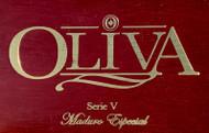 Oliva  Serie V Maduro Especial