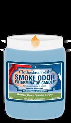 Smoke Odor Candles