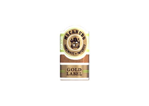 Macanudo Gold Label Gold Nugget