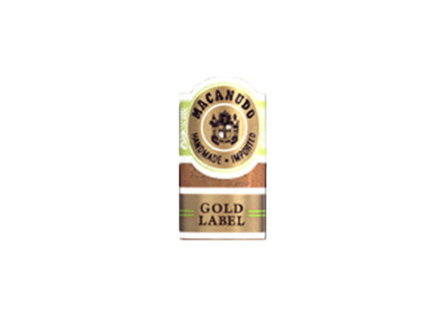 Macanudo Gold Label Gold Star