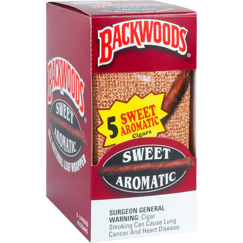 Backwoods Sweet Aromatic