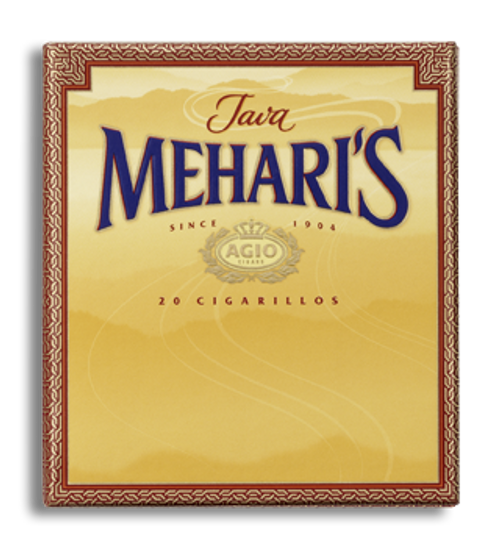 Meharis Cigarillos Java