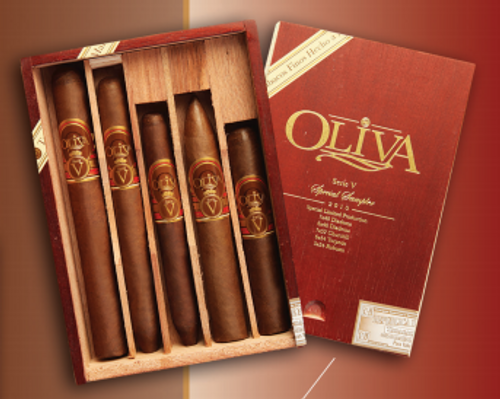 Oliva Series V Gift Set