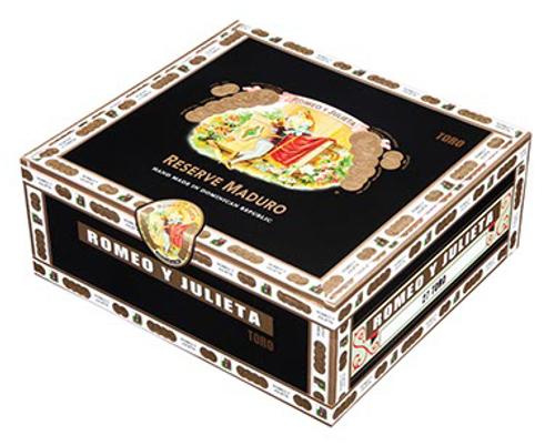 Romeo y Julieta Reserve Maduro Robusto 52x5