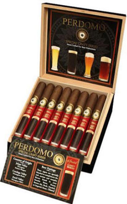 Perdomo Special Craft Series Stout  Churchill Maduro