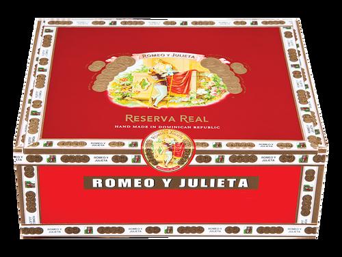 Romeo y Julieta Reserva Real Rothschild en Tubo 52x5