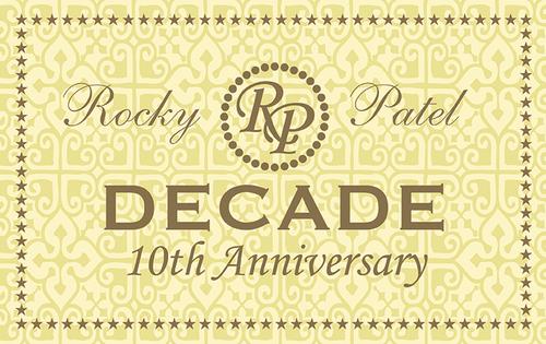 Rocky Patel Decade The Emperor