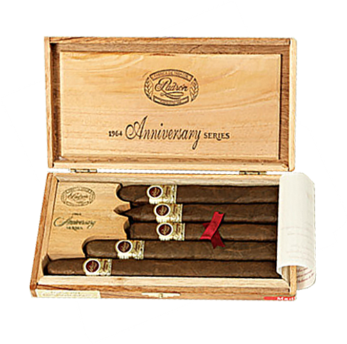 Padron 1964 Anniversary Series 1964 Natural Sampler