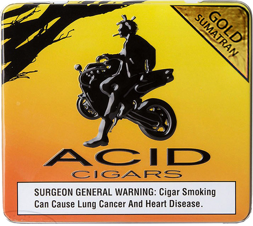 Acid Krush Gold Sumatra Tins