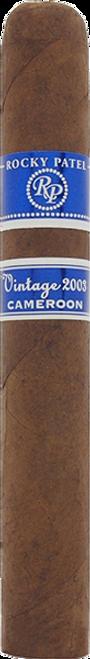 Vintage 2003 Cameroon Robusto