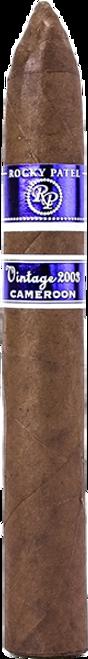 Rocky Patel Vintage 2003 Cameroon Torpedo