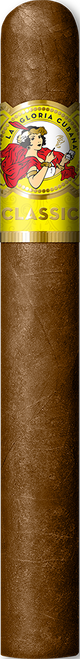 La Gloria Cubana Natural Glorias En Cedro (Tube) 48x6.75
