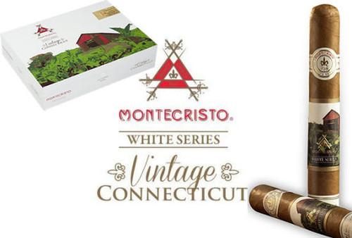 Montecristo White Series Vintage Connecticut No.3