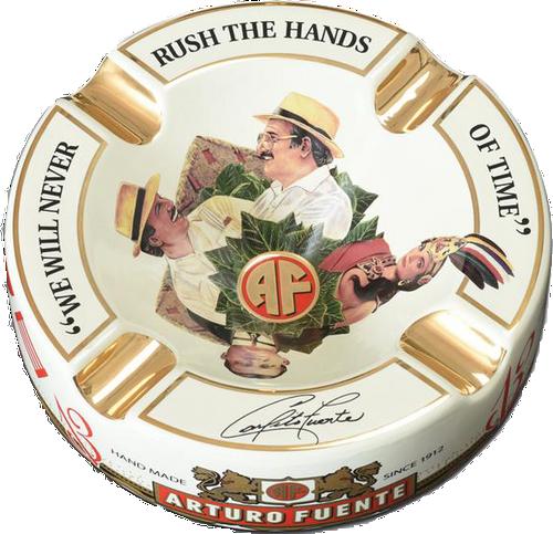 Arturo Fuente 'Journey' Ashtray Cream (White)