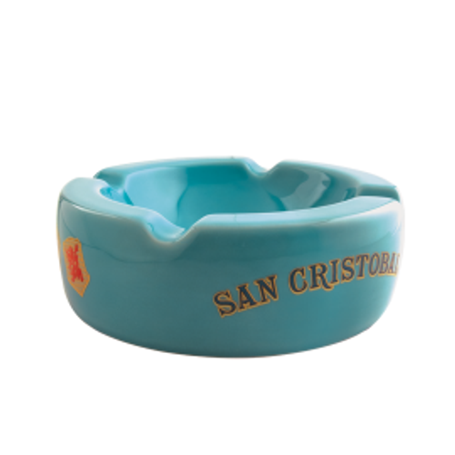 San Cristobal Sky Blue Ashtray