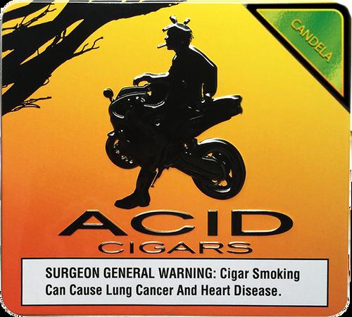 Acid Krush Green Candela Tins