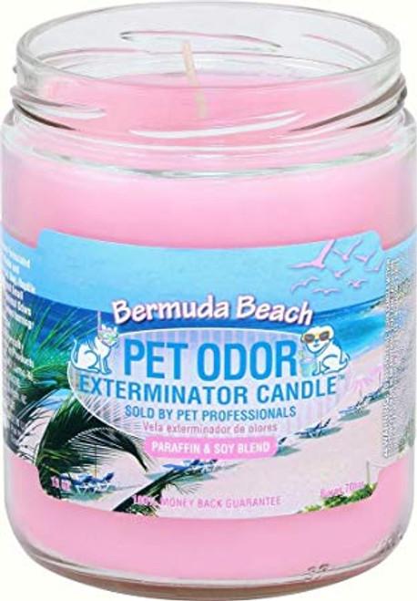 Smoke Odor Candle Bermuda Beach