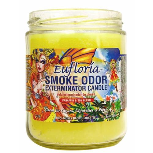 Smoke Odor Candle Eufloria