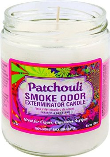 Smoke Odor Candle Patchouli