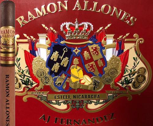 Ramon Allones by AJ Fernandez Robusto