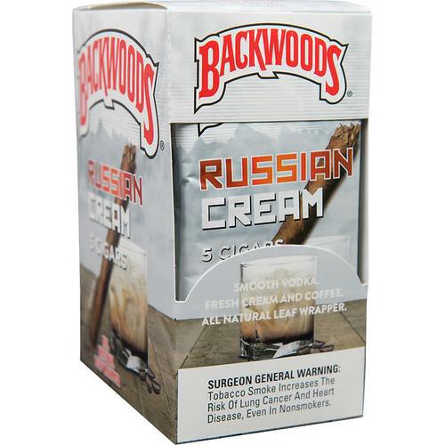 Backwoods Russian Cream
