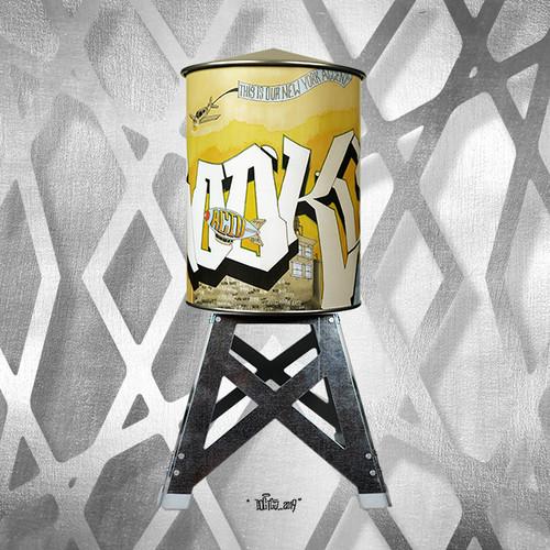Acid Kuba Arte Water Tower DOC