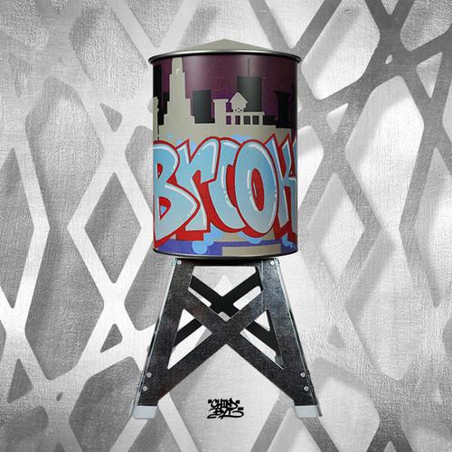 Acid Kuba Arte Water Tower CHINO No.2