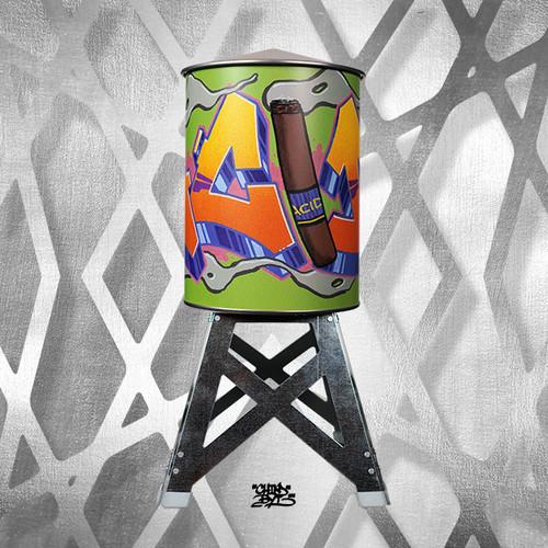 Acid Kuba Arte Water Tower CHINO No.1