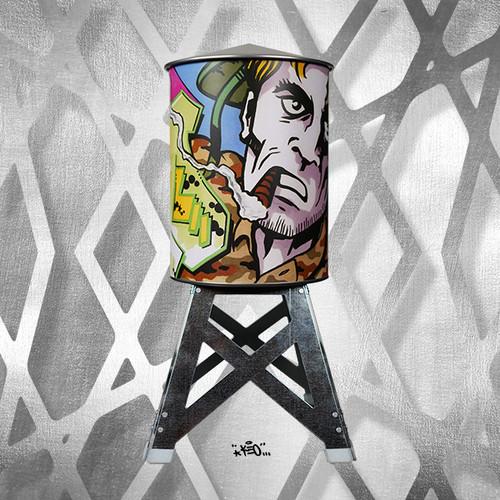 Acid Kuba Arte Water Tower KEO No.1