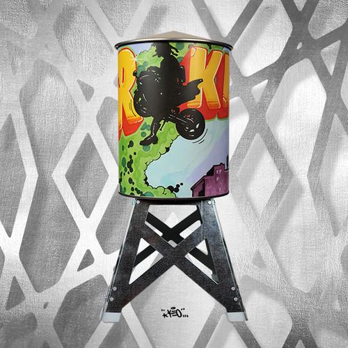Acid Kuba Arte Water Tower KEO No.2