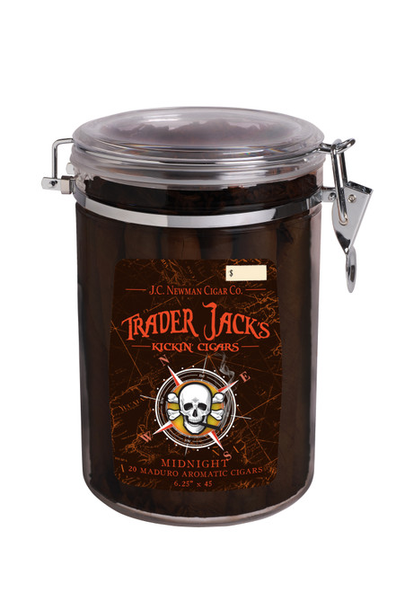 Trader Jack's Midnight Jar