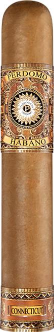 Perdomo Habano Bourbon Barrel Aged Gordo Connecticut