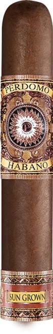 Perdomo Habano Bourbon Barrel Aged Sun Grown Robusto