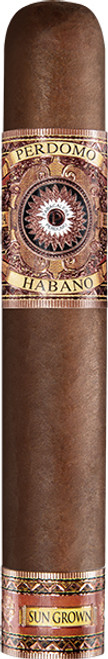 Perdomo Habano Bourbon Barrel Aged Sun Grown Gordo