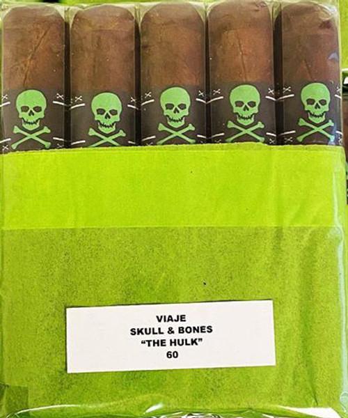 Viaje Skull N Bones The Hulk