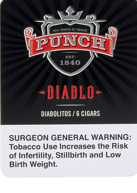 Punch Diablo Diabolitos